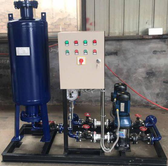 智能无负压供水设备 恒压变频供水设备 功能