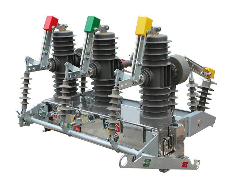 温州龚氏电气厂家主营ZW32-24G/630-20真空断路器