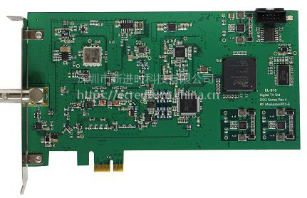 供应EL-810调制卡,支持欧洲数字电视标准,电视信号发生器