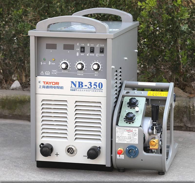 上海通用NB350 NB500 NB630二保焊机 气保焊机二氧化碳气体保护焊