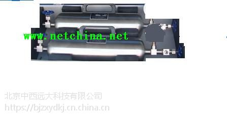 中西厂家供应高压气体采样器 型号:WJ77-JN3002-2000ml库号:M264236