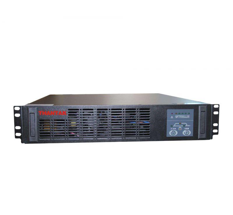 杭州山特UPS不间断电源C1KRS 1000VA 800W机架式外接36V