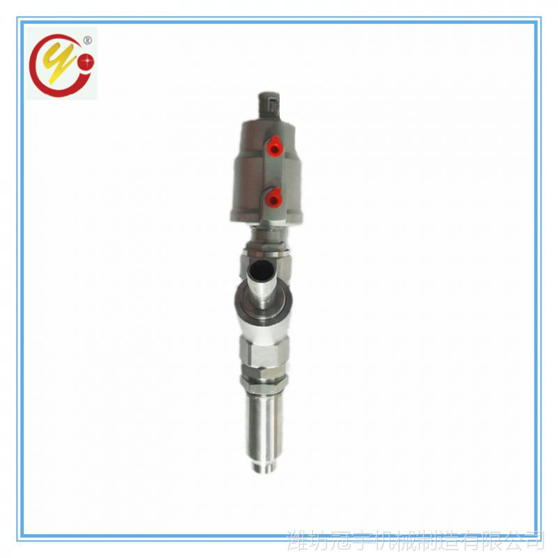厂家直供不锈钢防腐蚀耐高温灌装苏打水用大口径DN32气动灌装阀