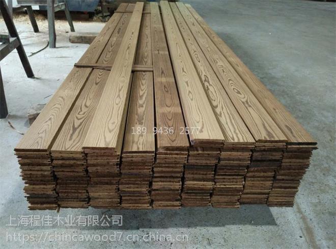 碳化木扣板吊顶_碳化木扣板吊顶价格-程佳碳化木扣板吊顶厂家