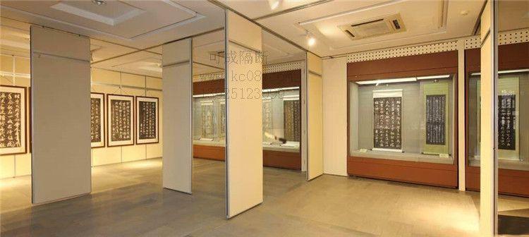 深圳可成厂家直销65型铝合金隔板酒店活动隔断,会议室移动隔音墙,酒店屏风隔断墙门