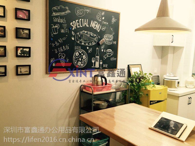 深圳贴片式黑板墙s河源家教挂式黑板s惠州玻璃黑板