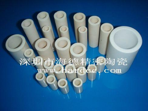 氧化铝陶瓷管 耐磨陶瓷 深圳厂家直销