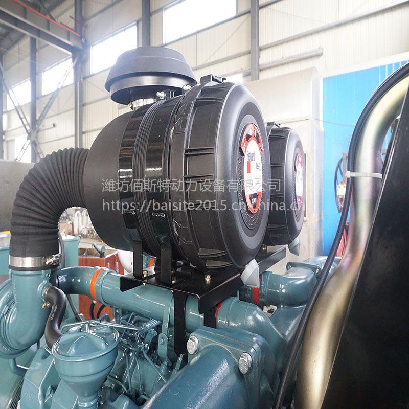 韩国斗山大宇700KW千瓦 柴油机发电机组DP222LC