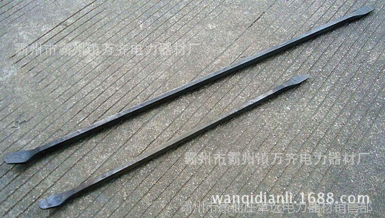 撬棍钢钎撬杠六角撬棍长度30cm-2米优质供应六棱撬杠 圆撬杠