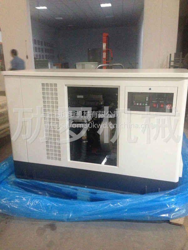【西零度发电机】25KW汽油发电机