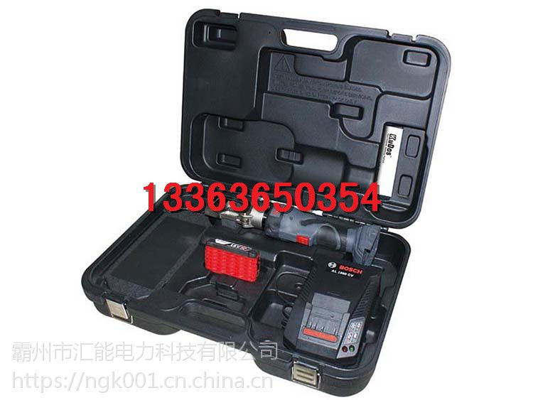 线缆压接钳K-185T 进口迷你型充电式液压钳 小型压接机汇能