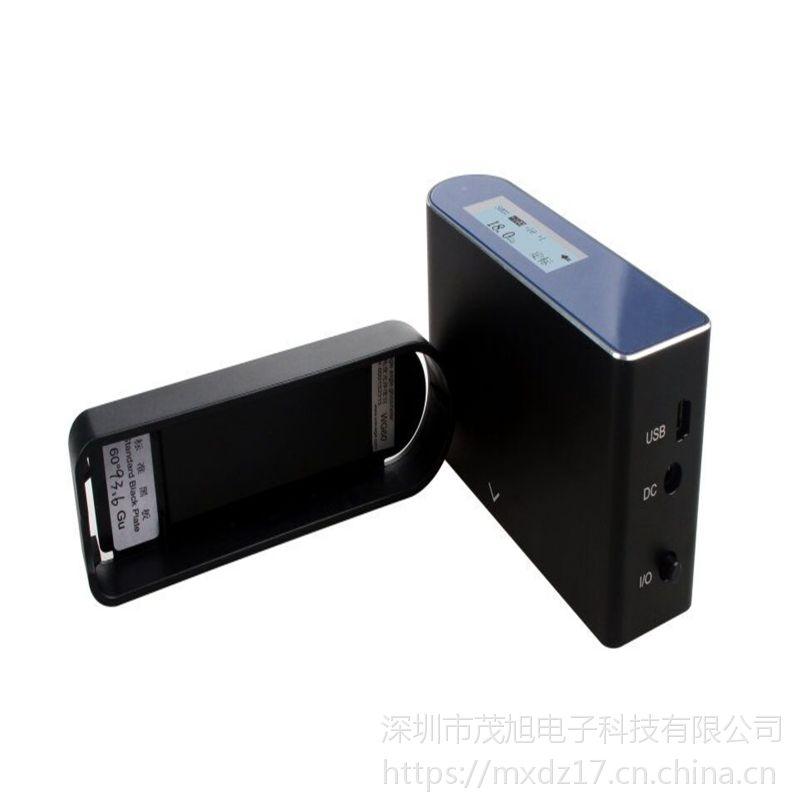 威福WG60单角度光泽度测量仪