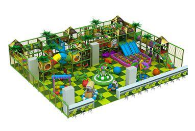 【儿童游乐园 大型超市社区儿童玩乐区 热门森林淘气_图片