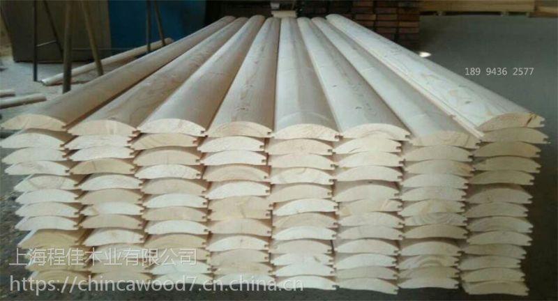 弧形木扣板_弧形木扣板批发-程佳弧形木扣板厂家