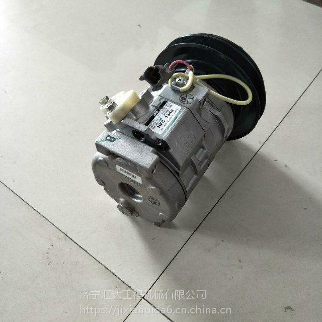 小松PC650-8空调压缩机 挖掘机全车配件大全