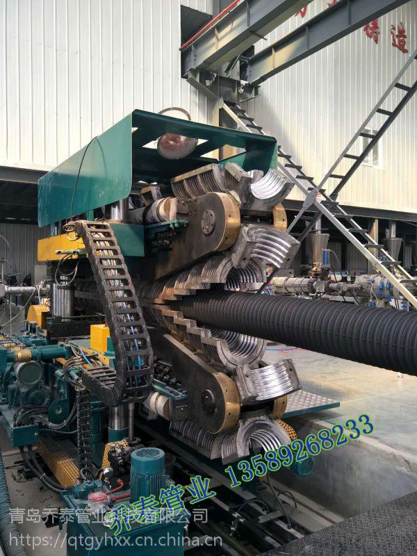HDPE波纹管生产厂家 青岛波纹管 价格低质量保证