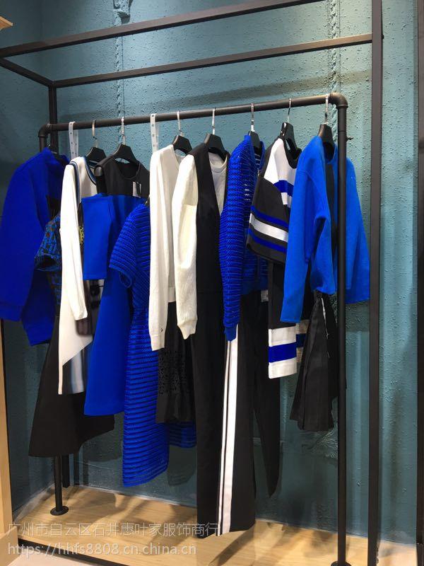 欧时力秋冬装太平鸟哥弟品牌女装尾货折扣批发走份。