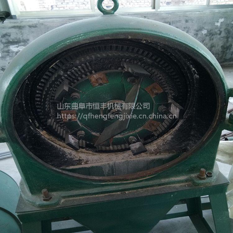 自行车齿盘粉碎机 赤峰市饲料颗粒粉碎机 豆饼薯干粉碎机