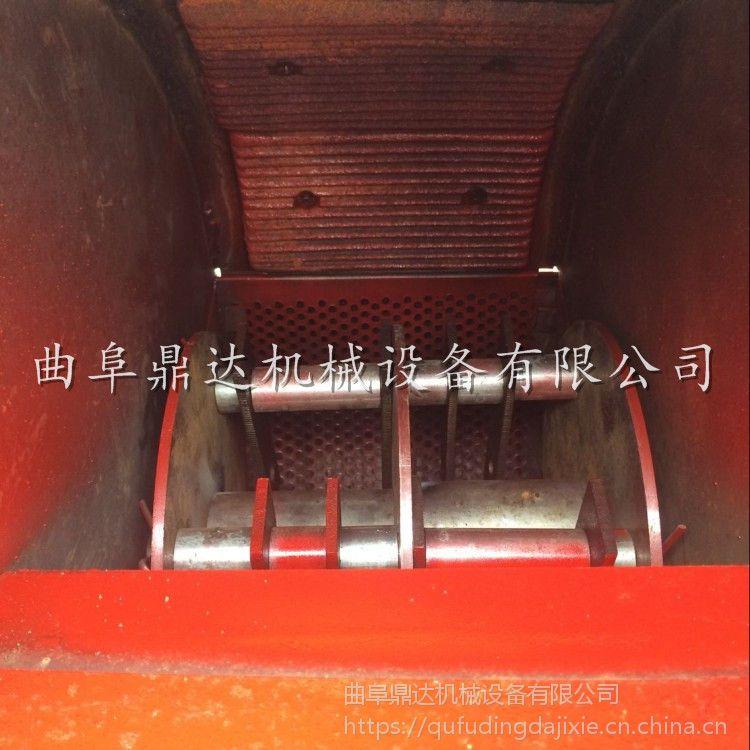 养殖专用饲料粉碎机 高速锤片式秸秆杂草粉碎机 牛羊养殖草粉机