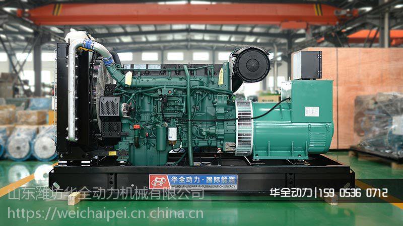 六百千瓦玉柴发电机组报价/价格制定,衡量因素