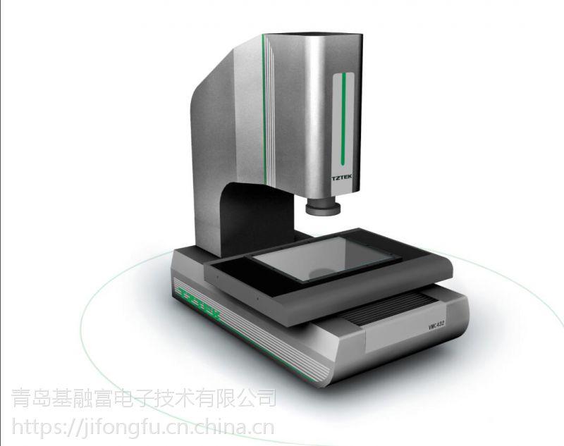 山东青岛影像仪天准TZTEK/VMQ移动平台闪测