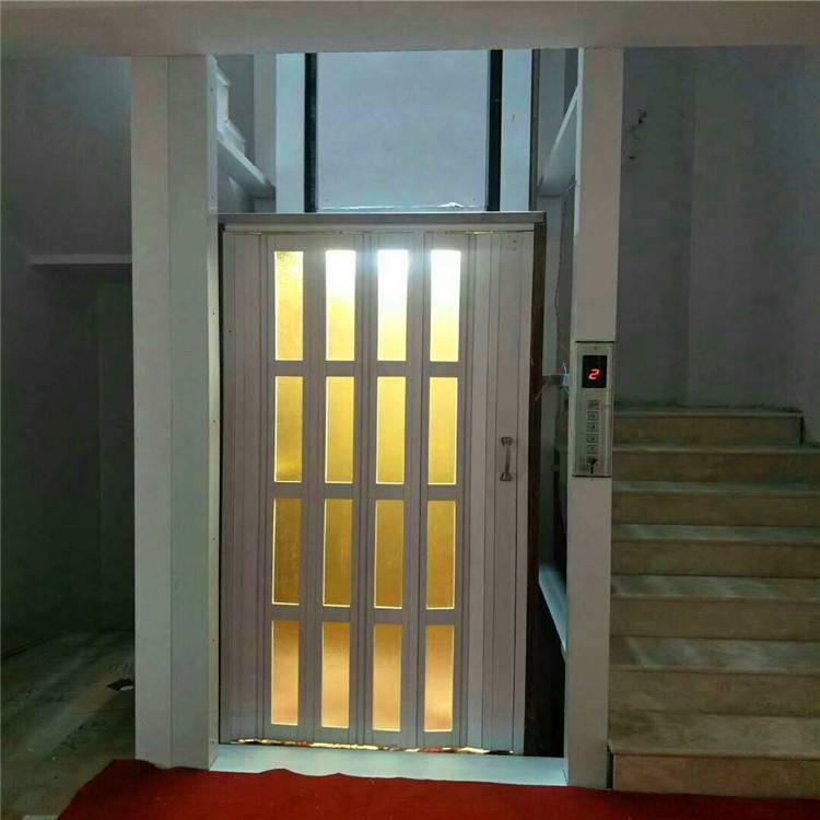 北京阁楼升降梯/北京别墅简易家用电梯专做厂家