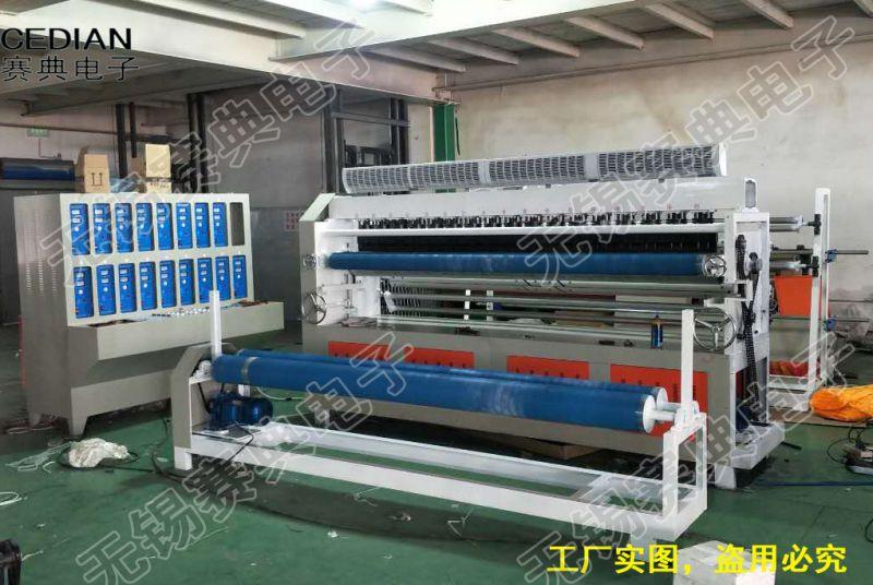赛典专业生产超声波无纺布压花机 全自动布料压花机 涂纶布焊接机压合机