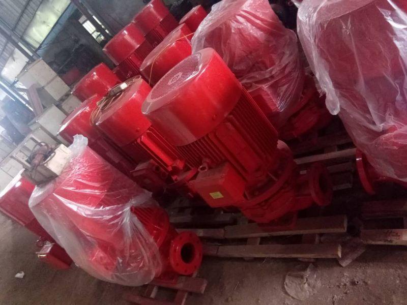 遵义消火栓稳压泵XBD6.5/35G-L价格优惠(带3CF认证)AB签。