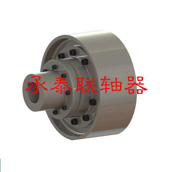 厂家直销HTLA型H形橡胶弹性块联轴器 可非标定制欢迎来电咨询