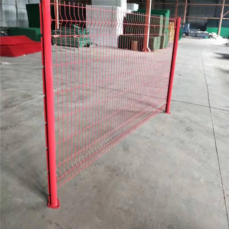 围墙护栏网厂家 爬坡护栏网 铁路栅栏