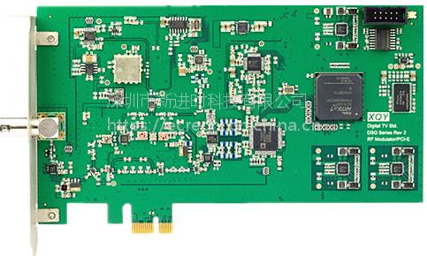 DVB-S2X新一代卫星信号发生器EL-810调制卡码流卡