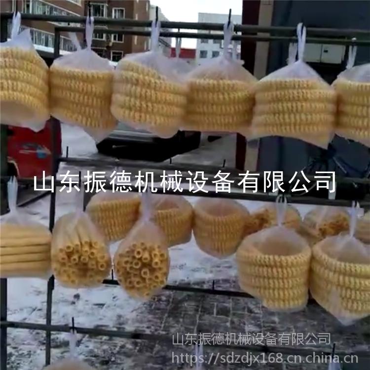 五谷杂粮车载膨化机 七用江米棍机 食品膨化机 振德畅销