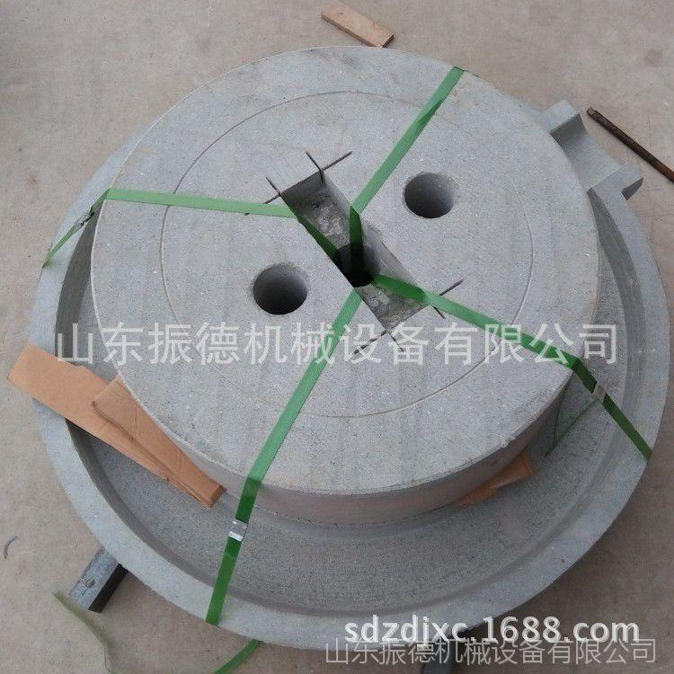 全自动石磨机设备 原味豆浆研磨 大型磨坊石磨设备 振德直销