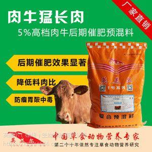 养殖肉羊饲料波尔山羊催肥饲料·牛羊饲料