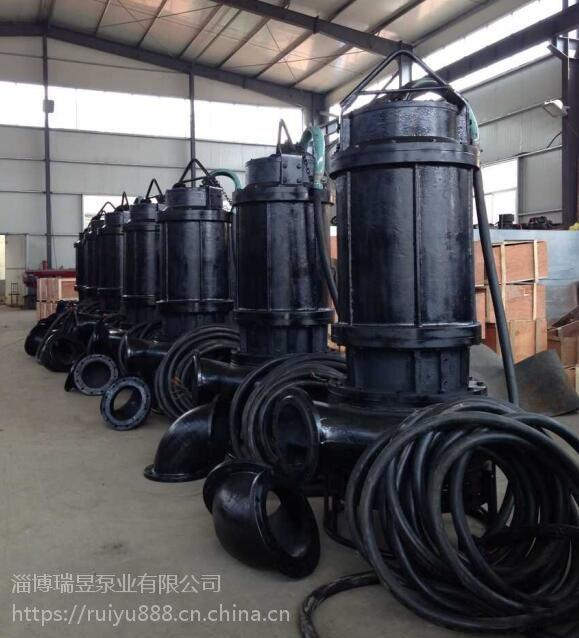 博山产-大功率潜水抽沙泵,高铬合金潜水泥沙泵