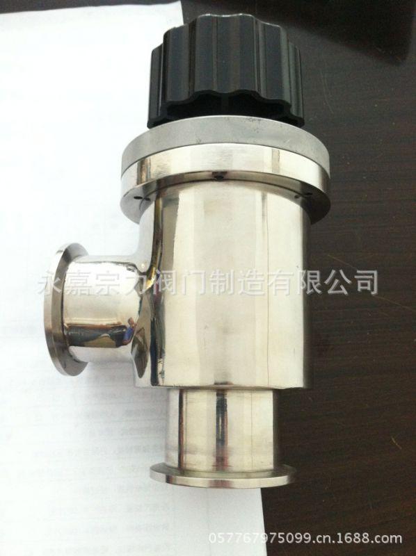 高真空阀门系列 gd-j32(kf)手动高真空挡板阀 &32&3图片