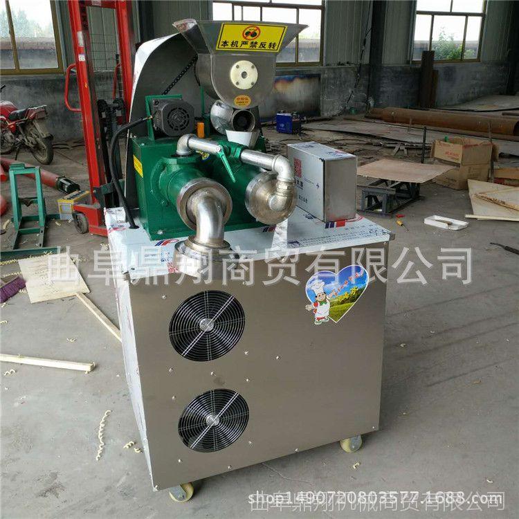 厂家直销自熟型杂粮面条机 面粉专用全自动面条机设备鼎翔机械