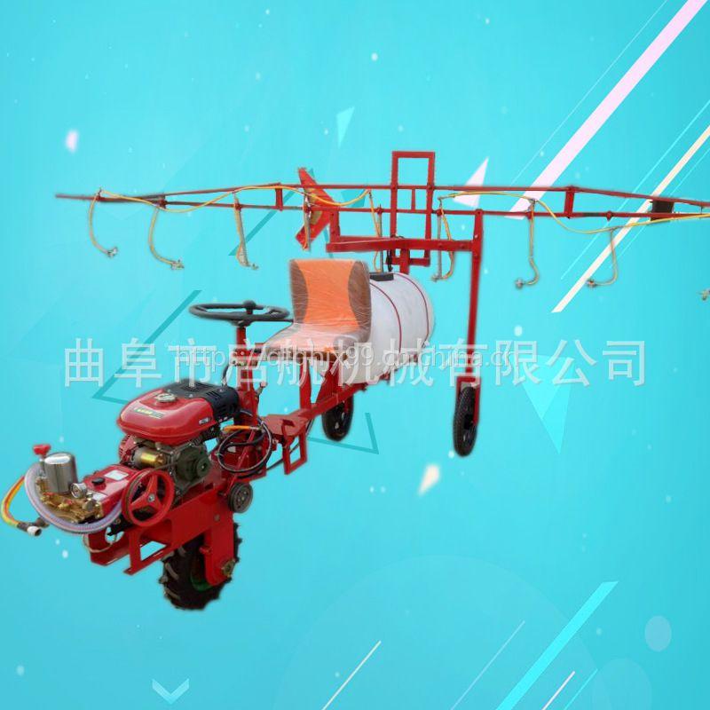 鱼塘汽油喷药机 新疆果园喷药机 启航山地果树打药哪里有卖