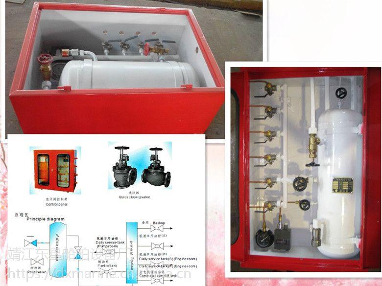 气动速闭阀控制箱是船舶各燃料舱,滑油舱或日用燃油柜,实现气动图片