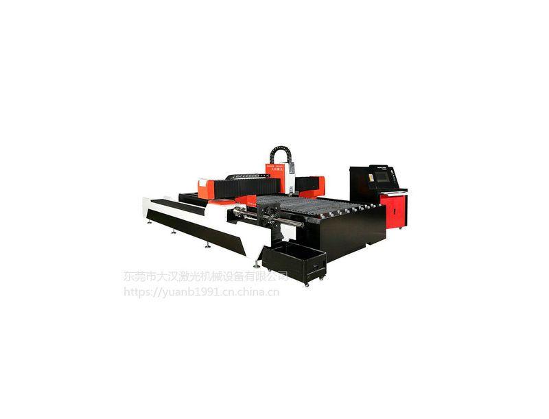 板管一体光纤激光切割机方管圆管金属切割机多功能切割加工设备