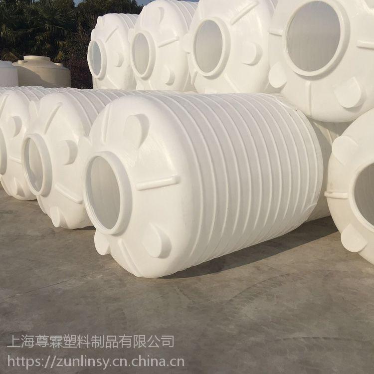 杭州 3吨塑料水箱 PE水塔 塑料储罐厂家