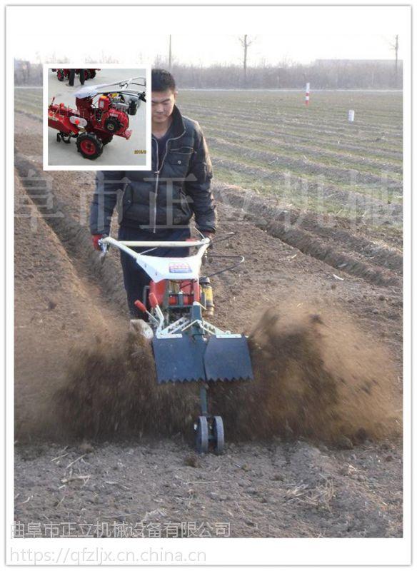 小型开沟机 手推式施肥开沟机 经济型大葱开沟机厂家直销