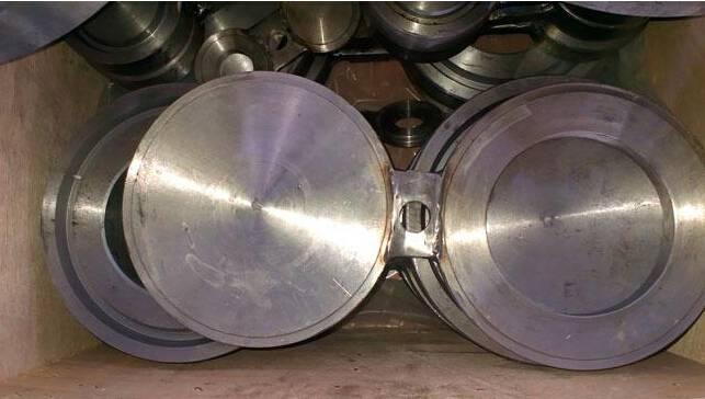 供应A105材质碳钢8字盲板,焊接8字盲板按图定做