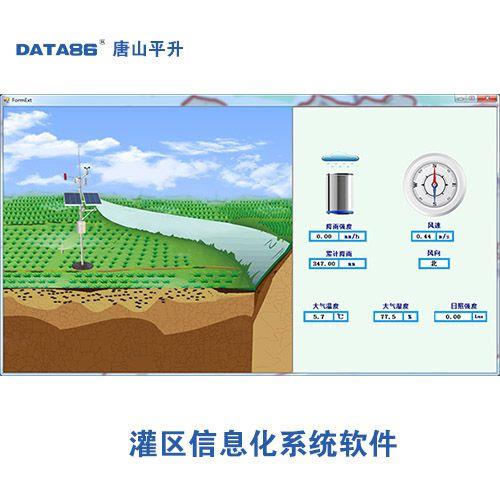 灌区信息化平台软件、灌区量测水设施管理系统
