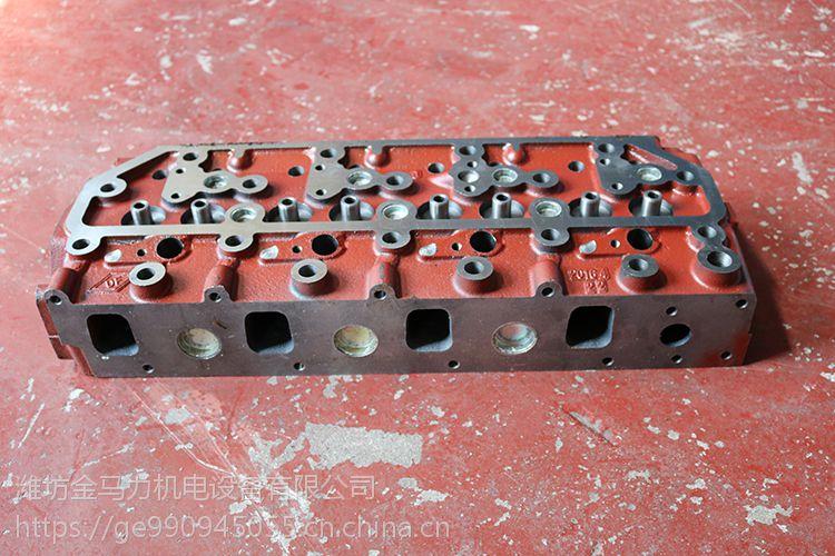 潍坊华东华发华丰凯沃4100 4102 直喷缸盖总成柴油发动机配件