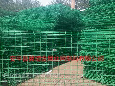 安平厂家生产双圈护栏网、车间仓库隔离网,规格可定做量大优惠