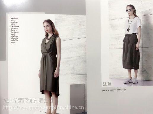 欧美品牌库存服装批发人本万依的服装批发网多种款式女装货源