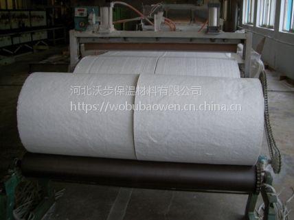 大量供应标准型硅酸铝纤维毯厂家