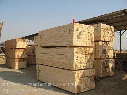东莞市凤岗工地木方 建筑模板 桥梁方条批发厂家