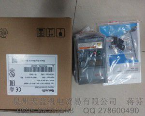 REXROTH变频器R912003763 EFC3600-0K75-3P4-MDA-7P-NNNN